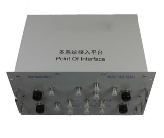 12 Input / 4 Output Point of Interface Multi System Set With Low Insertion Loss