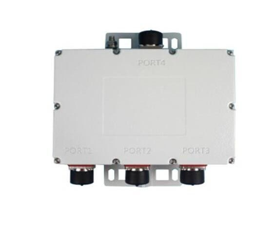 698-960/1710-1880/1920-2700 Triple Band Combiner 160DBC Insertion Loss Outdoor IP67