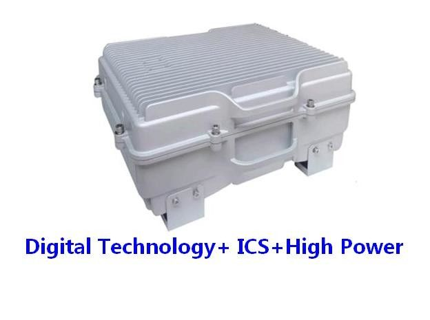 High Power LTE digital ICS repeater 43dBm output power high isolation
